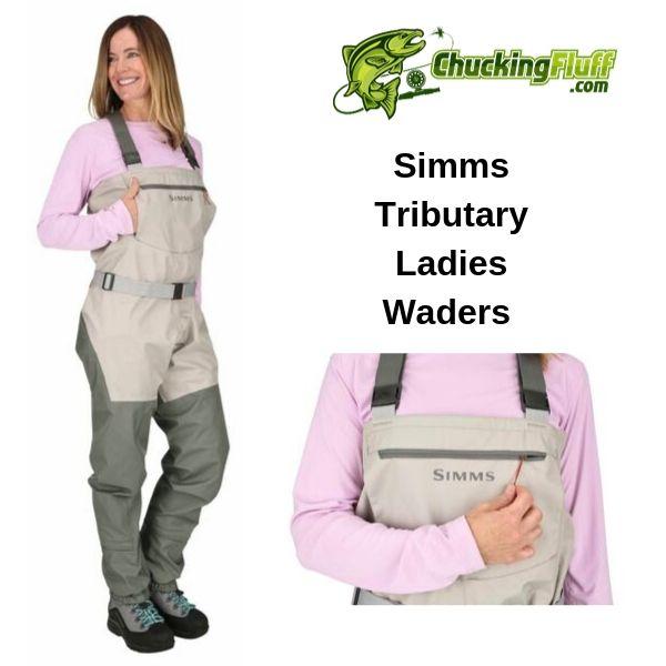 Simms Tributary Ladies Waders