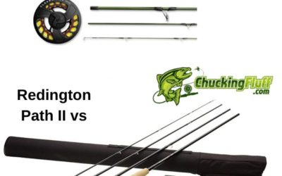Redington Path II Outfit vs. Orvis Clearwater Fly Combo Comparison