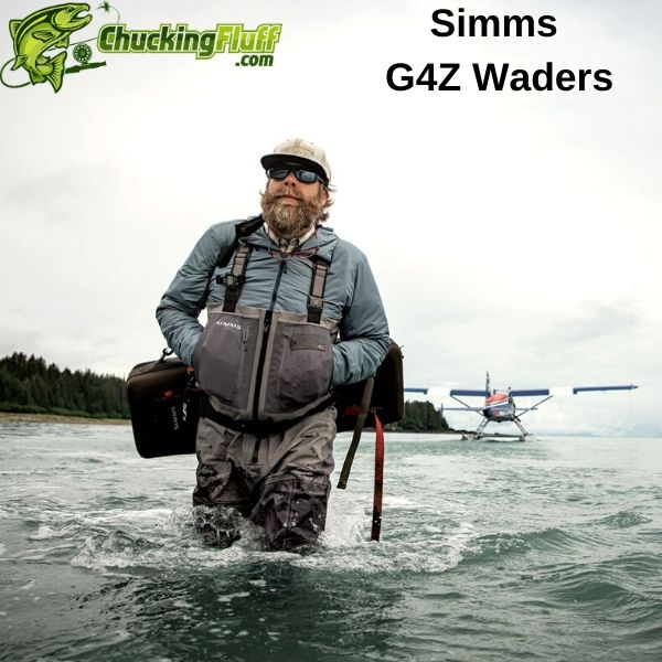 Simms G4Z Waders Review