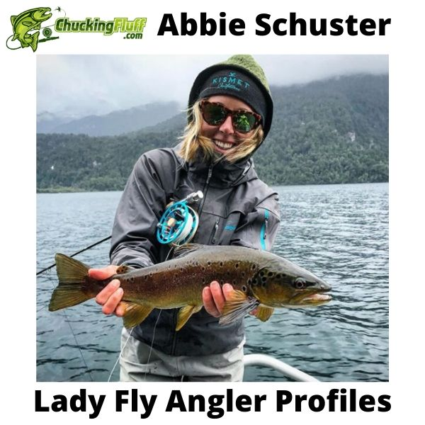 Lady Fly Angler Profiles - Abbie Schuster