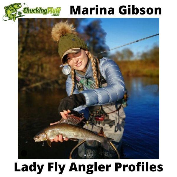 Lady Fly Angler Profiles - Marina Gibson