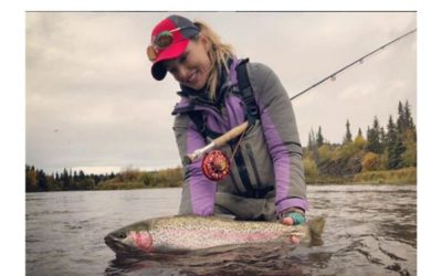 Lady Fly Angler Profiles – Power, Pride and Potential