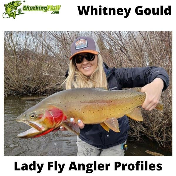 Lady Fly Angler Profiles - Whitney Gould
