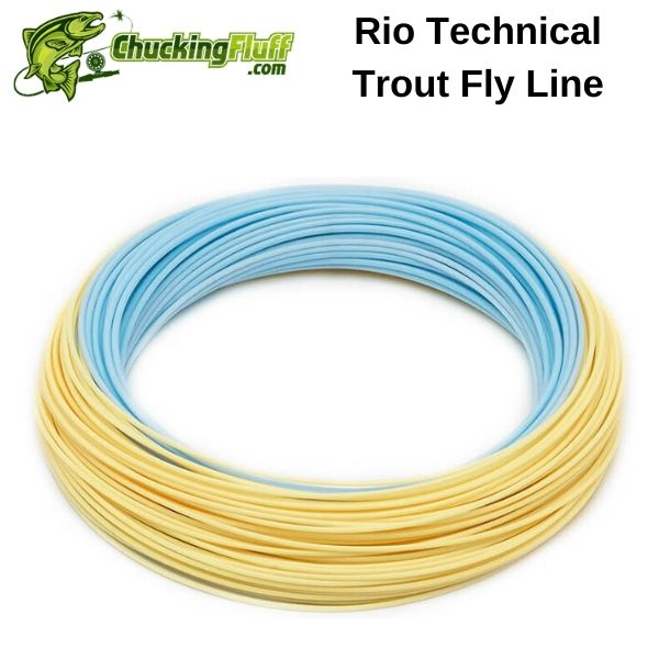 Rio Technical Trout Fly Line Color