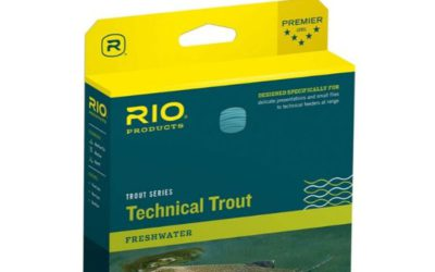 RIO Technical Trout Fly Line Review – Lightest of Presentations