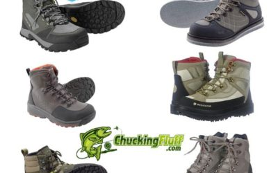 Best Fly Fishing Wading Boots 2021 – Traction and Comfort