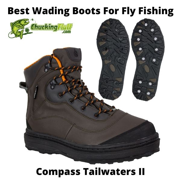 Best Wading Boots For Fly Fishing Compass Tailwater