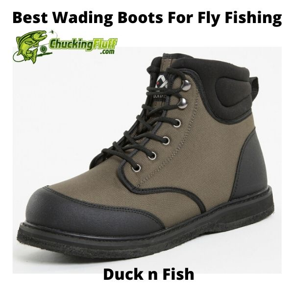Best Wading Boots For Fly Fishing - Duck n Fish