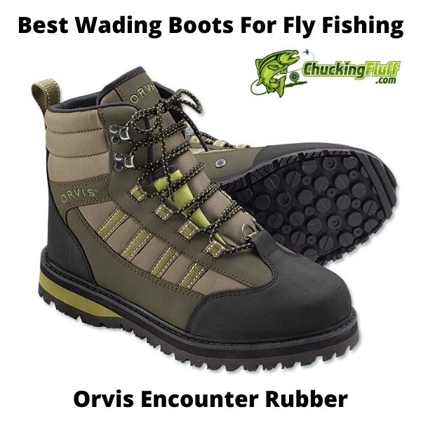 Best Wading Boots For Fly Fishing - Encounter