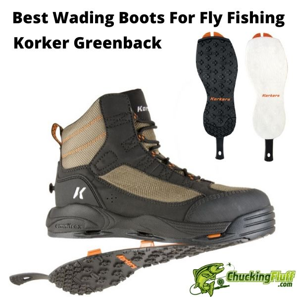 Best Wading Boots For Fly Fishing - Greenback