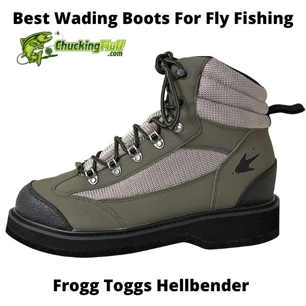 Best Wading Boots For Fly Fishing - Hellbender