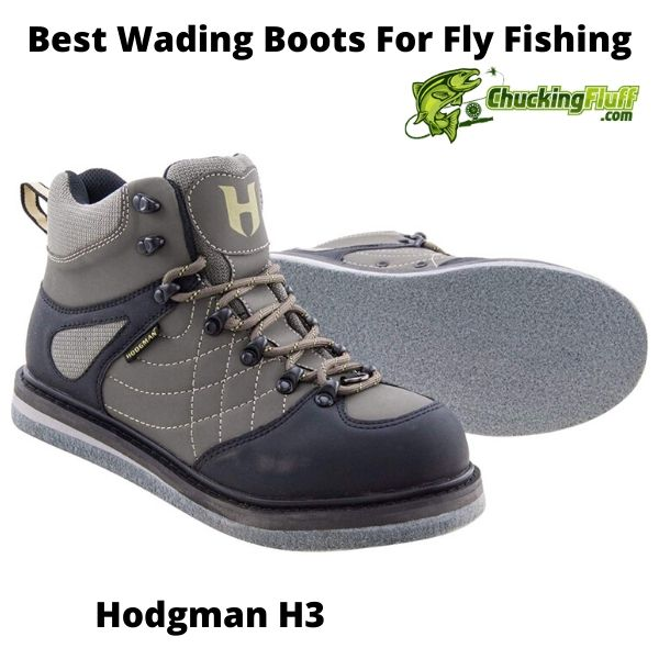 Best Wading Boots For Fly Fishing - Hodgman