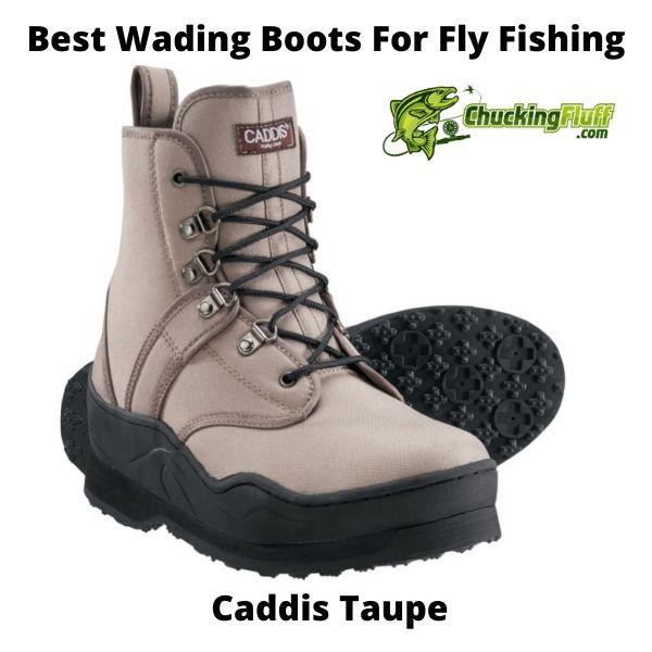 Best Wading Boots For Fly Fishing - Taupe