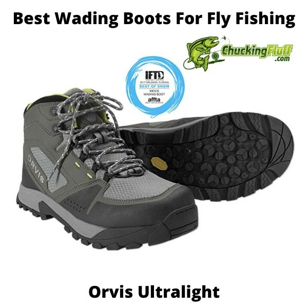 Best Wading Boots For Fly Fishing - Ultralight