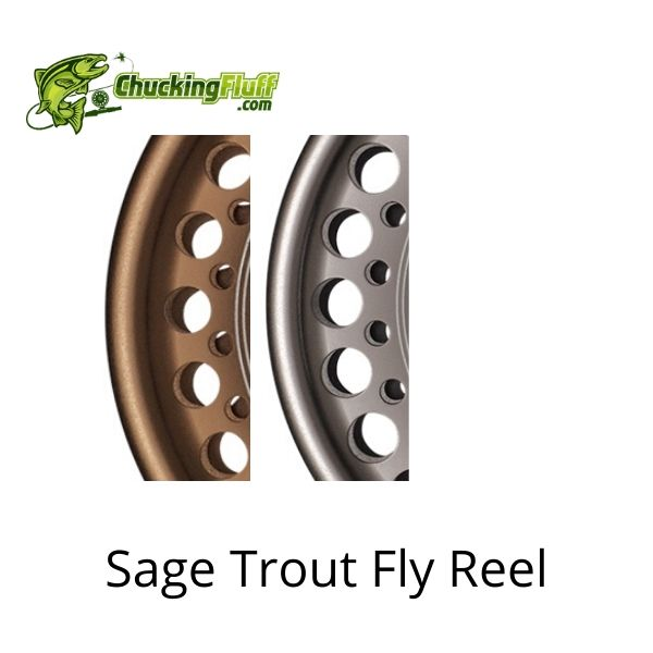 Sage Trout Fly Reel Colors