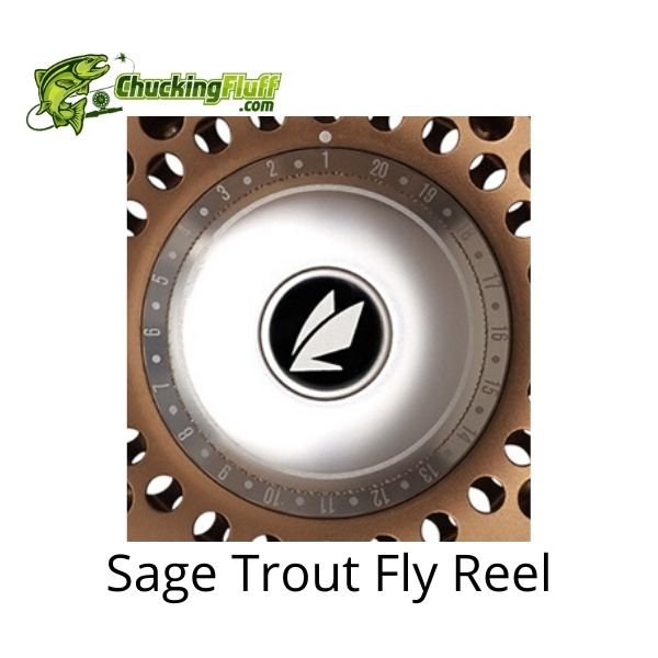 Sage Trout Fly Reel Drag