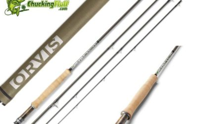 Orvis Recon 2 103-4 Fly Rod Review – Nymph Worthy