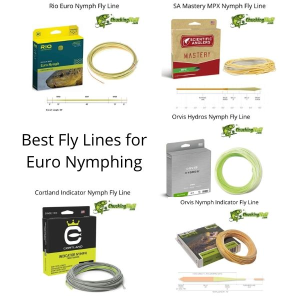 Best Fly Lines for Euro Nymphing