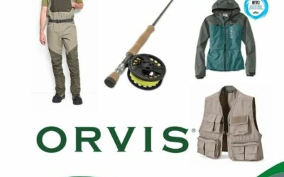 Orvis Fly Fishing Gear 2021 – Quality at a Fair Price