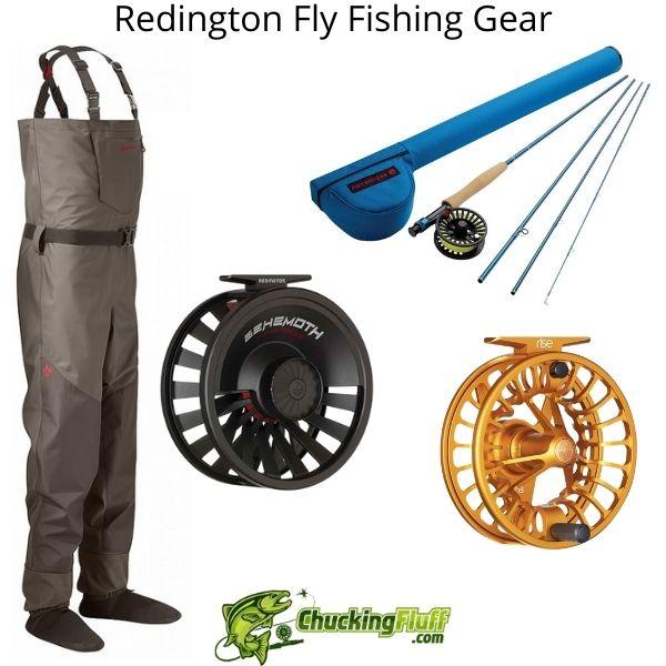 Redington Fly Fishing Gear