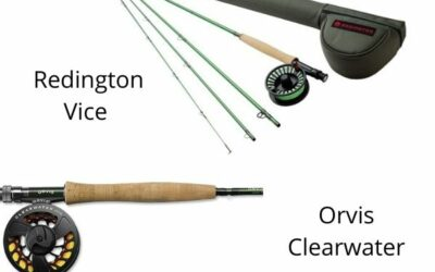 Redington Vice Combo V's Orvis Clearwater Combo Review