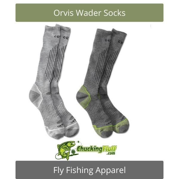 Fly Fishing Apparel - Orvis Wader Socks