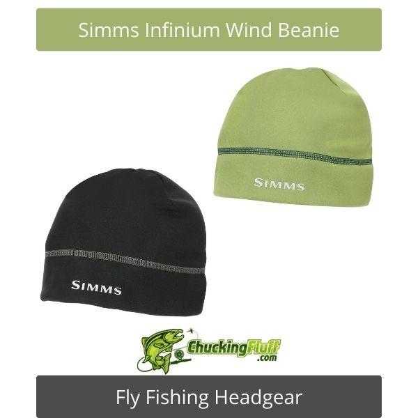 Fly Fishing Headgear - Simms Infinium Wind Beanie