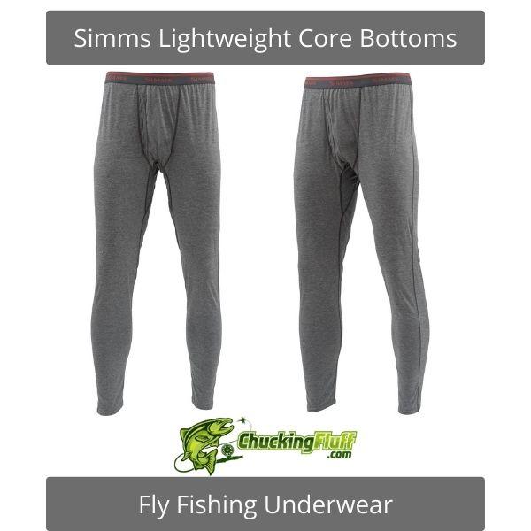 Fly Fishing - Simms Lightweight Core Bottoms