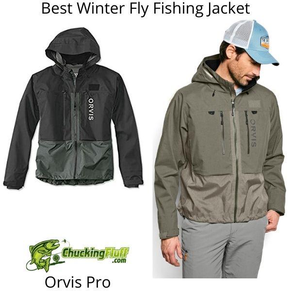 Best Winter Fly Fishing Jackets - Orvis Pro