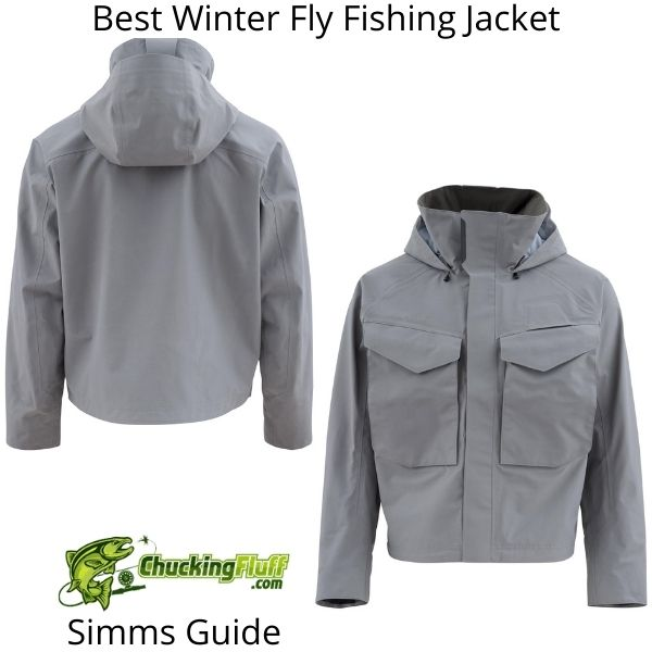 Best Winter Fly Fishing Jackets - Simms Guide