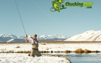 How to Keep Dry in Winter while Fly Fishing