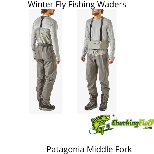 Winter Fly Fishing Waders - Patagonia Middle Fork
