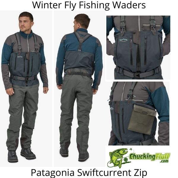 Winter Fly Fishing Waders - Patagonia Swiftcurrent Zip