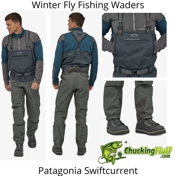 Winter Fly Fishing Waders - Patagonia Swiftcurrent