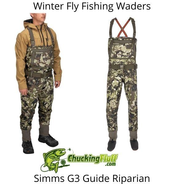 Simms G3 Guide Riparian Waders