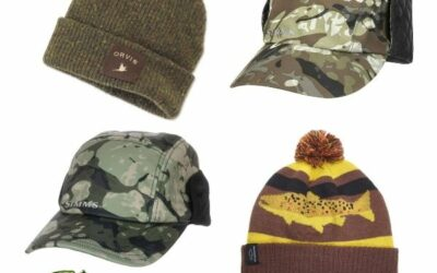 Best Fly Fishing Hats and Headwear for Winter