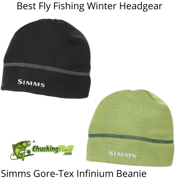 Best Fly Fishing Winter Headgear - Simms Infinium Beanie