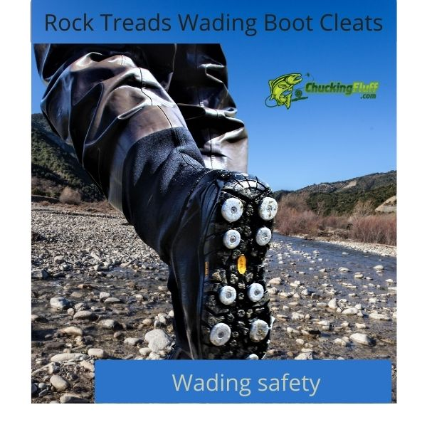 Rock Treads Wading Boot Cleats