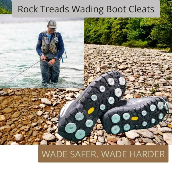 Rock Treads Wading Boot Studs