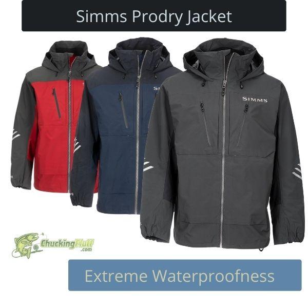 Simms Prodry Jacket