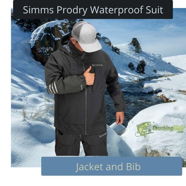 Simms Prodry Waterproof Suit