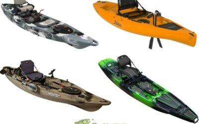 Best Fly Fishing Kayaks 2021 – Stealth Angling