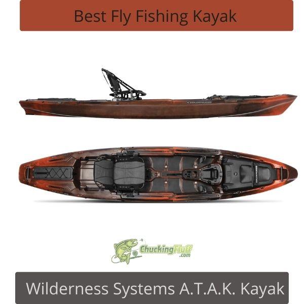 Best Fly Fishing Kayak - ATAK