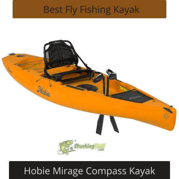 Best Fly Fishing Kayak - Hobie Mirage