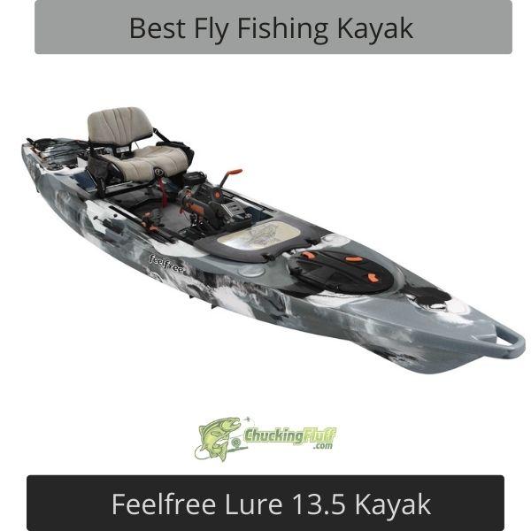 Best Fly Fishing Kayak - Lure 13.5