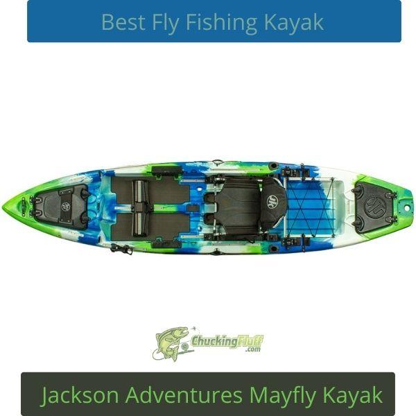 Best Fly Fishing Kayak - Mayfly