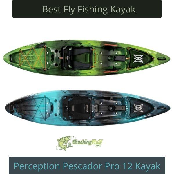 Best Fly Fishing Kayak - Perception
