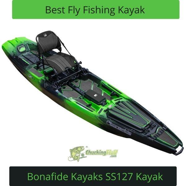 Best Fly Fishing Kayak - SS127