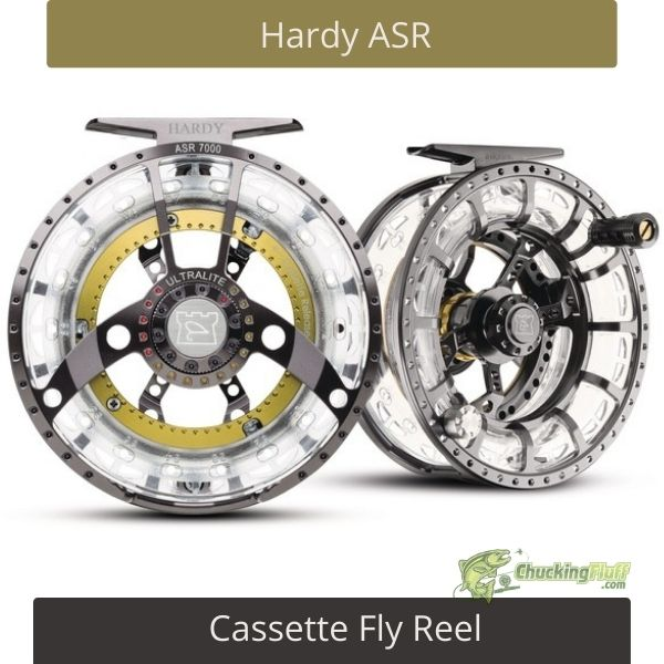 Hardy ASR Cassette Fly Reel