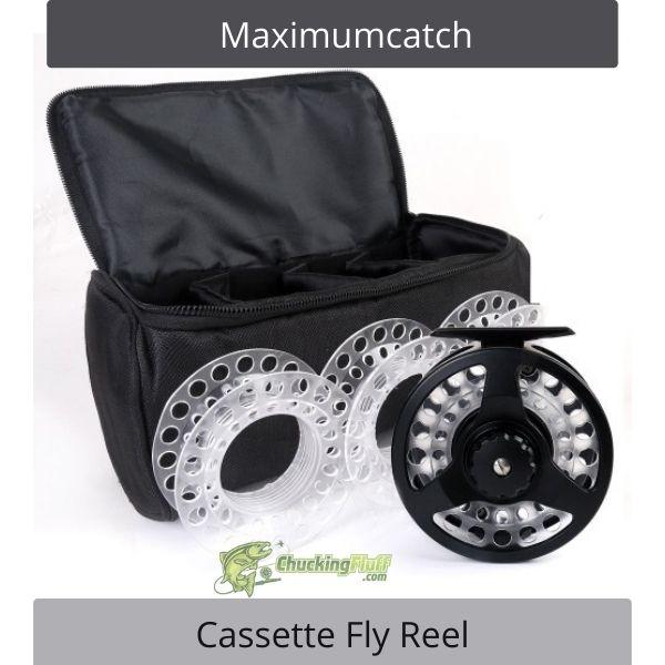 Maximumcatch Cassette Fly Reel